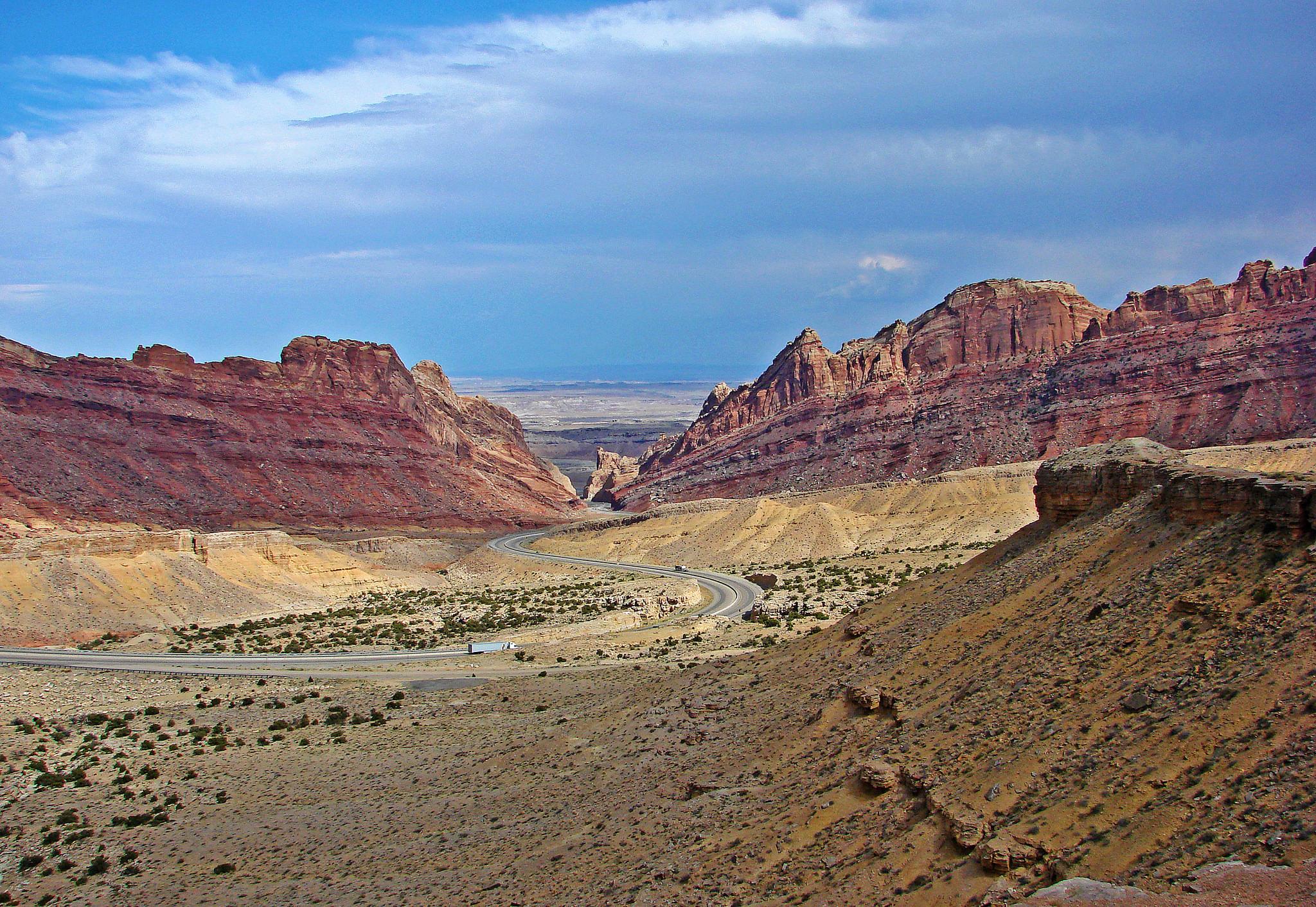 Denver Colorado To Salt Lake City Utah Miles
