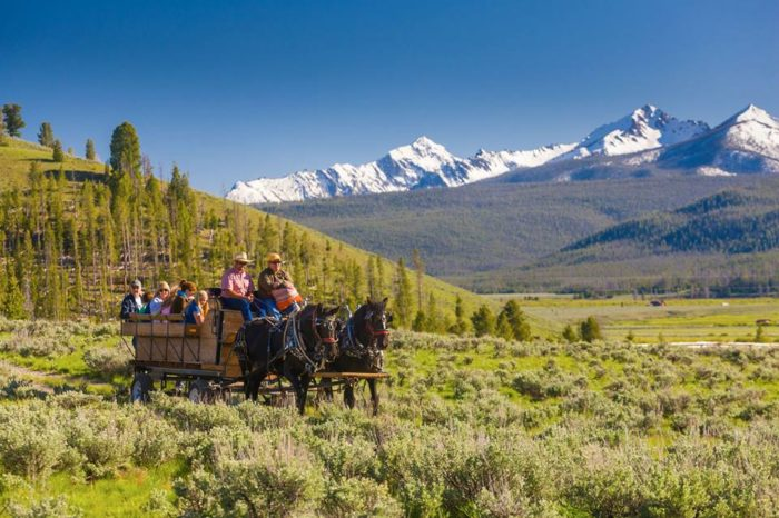 Idaho rocky mountain ranch is the most beautiful place to for Plenty of fish boise