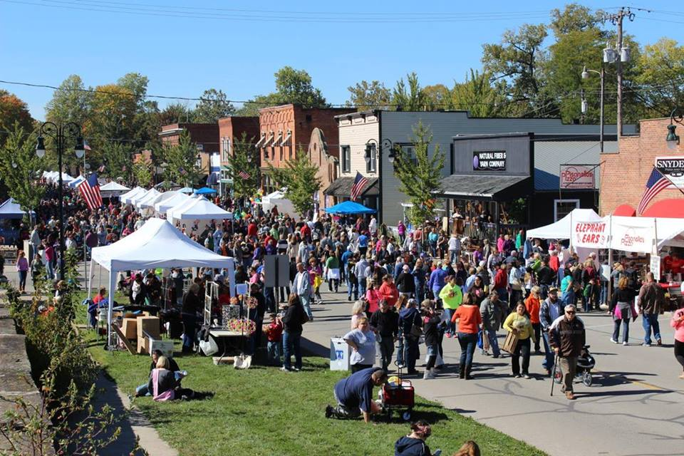The 12 best fall festivals in the state of ohio for 2017 for Craft fair boston 2017