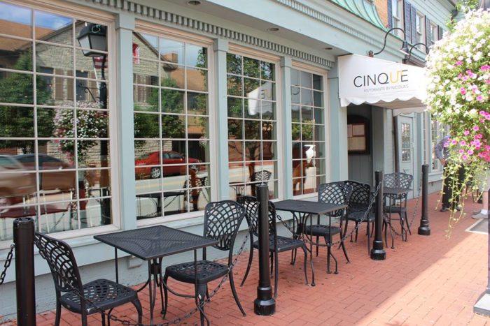 Italian Restaurant Montgomery Ohio
