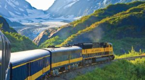 This Dreamy Train-Themed Trip Through Alaska Will Take You On The Journey Of A Lifetime