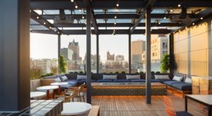 You'll Love This Rooftop Bar And Lounge In Milwaukee That's Beyond Gorgeous