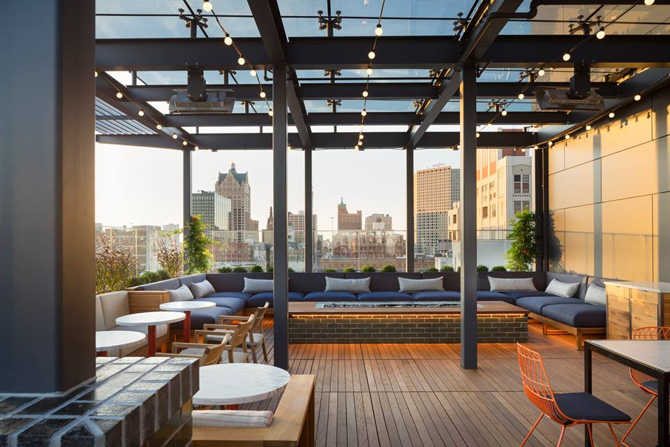 The Outsider Is Milwaukee S Best Rooftop Bar