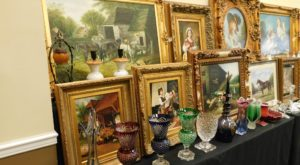The Enormous Auction In New Jersey Where You'll Find All Kinds Of Treasures