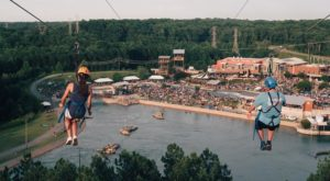 The Epic Zipline In Charlotte That Will Take You On An Adventure Of A Lifetime