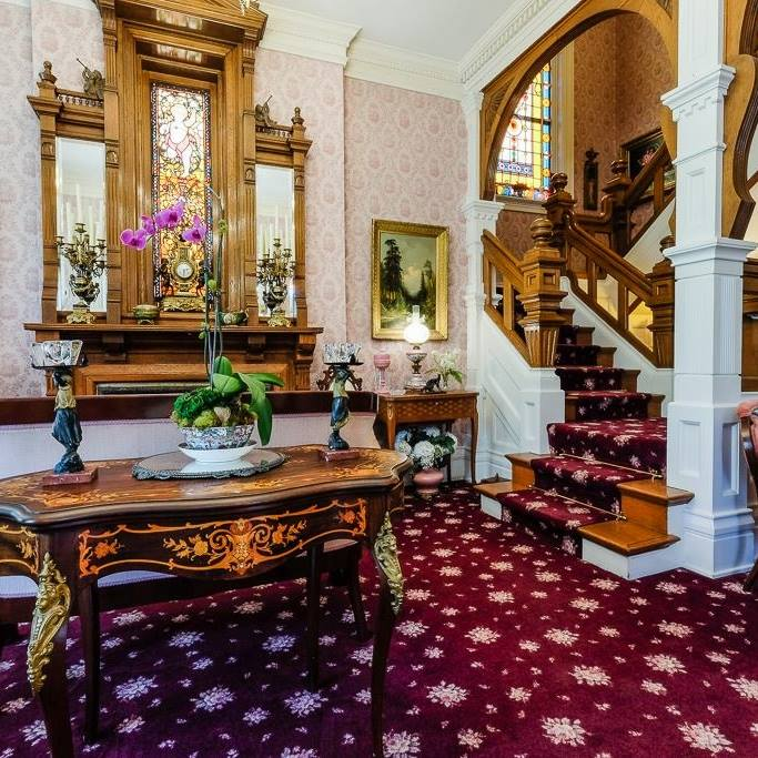 Central Park Bed And Breakfast Louisville