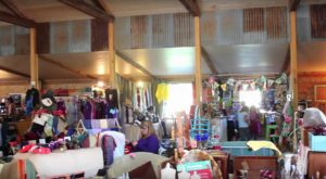 This Amazing Flea Market In Wyoming Is So Epic, It Happens Only Once a Year