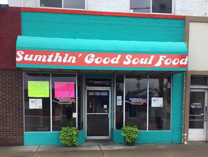 Sumthin Good Soul Food Wv