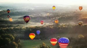 The Enchanting Hot Air Balloon Festival In North Carolina You Need To Experience At Least Once