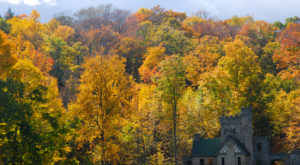 Here Are The Best Times And Places To View Fall Foliage Around Cleveland