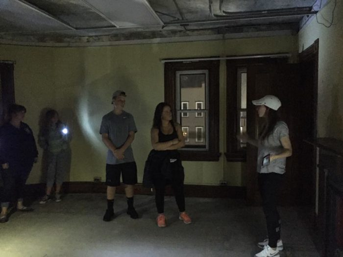 The Creepiest Overnight Ghost Hunt In Ohio Licking County