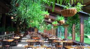 This Greenhouse Restaurant In New Jersey Is The Most Enchanting Place To Eat