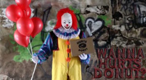 Why A Horribly Creepy Clown May Appear On Your Doorstep If You Live Around Dallas – Fort Worth