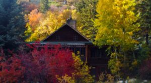 The Hidden Restaurant In Utah That's Surrounded By The Most Breathtaking Fall Colors