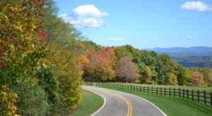 The Beautiful Campground In Virginia That's Perfect For A Fall Adventure