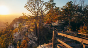 8 Short And Sweet Fall Hikes In North Carolina With A Spectacular End View