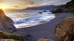You'll Love These 5 Gorgeous Northern California Hikes That End On The Beach