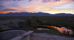There's Nothing Better Than These Scenic Nevada Hot Springs
