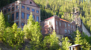 This Hauntingly Beautiful Idaho Ghost Town Is Plagued With A Violent Past