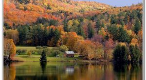Here Are The Best Times And Places To View Fall Foliage In Vermont