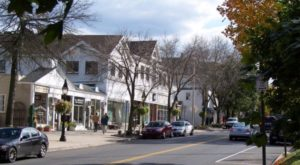 This Connecticut Town Just Might Have The Most Charming Main Street In The Country