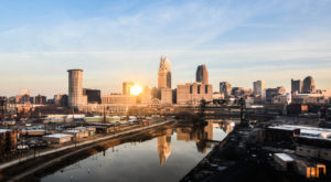 Cleveland Was Just Named One Of The Safest Places In The US From Natural Disasters