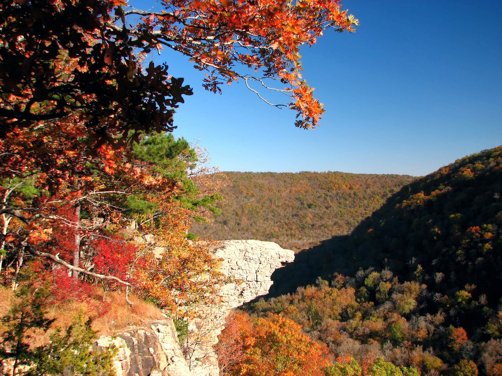 11 Picture Perfect Fall Day Trips To Take In Arkansas