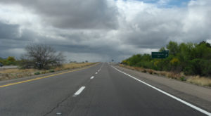 Most People Don't Know The Only Metric Highway In The Country Is Right Here In Arizona
