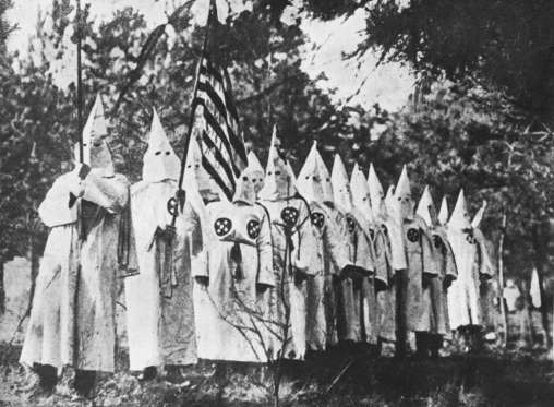 the rise and influence of the ku klux klan