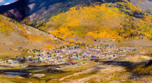 The One Colorado Town Everyone Must Visit Come Fall