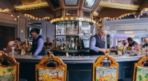 There's No Other Hotel Bar In The World Like This One In New Orleans