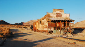 This Nevada Ghost Town Road Trip Belongs At The Top Of Your Bucket List