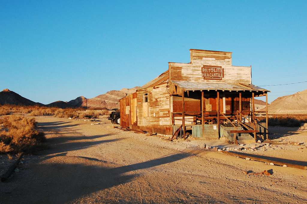 This Nevada Ghost Town Road Trip Belongs At The Top Of