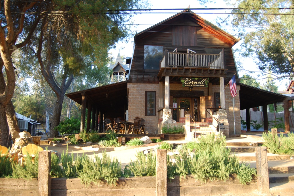 The Rustic Winery In The Southern California Hills That Is