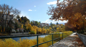 Here Are The Best Times And Places To View Gorgeous Fall Foliage In Nevada
