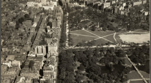10 Then And Now Photos In Boston That Show Just How Much It Has Changed