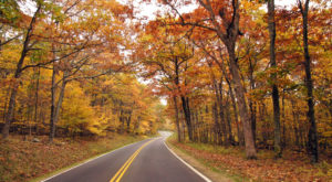 This Scenic Drive Through Virginia Is Tailor-Made For A Fall Outing