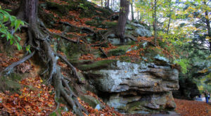 These Ancient Rock Formations In Michigan Are Hiding In Plain Sight