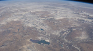 Utah's Largest Lake Is So Big You Can See It From Outer Space