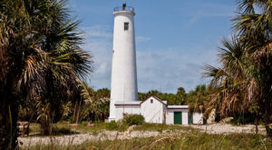 This Island In Florida With An Abandoned Fort And Pristine Beaches Is Perfect For A Day Trip
