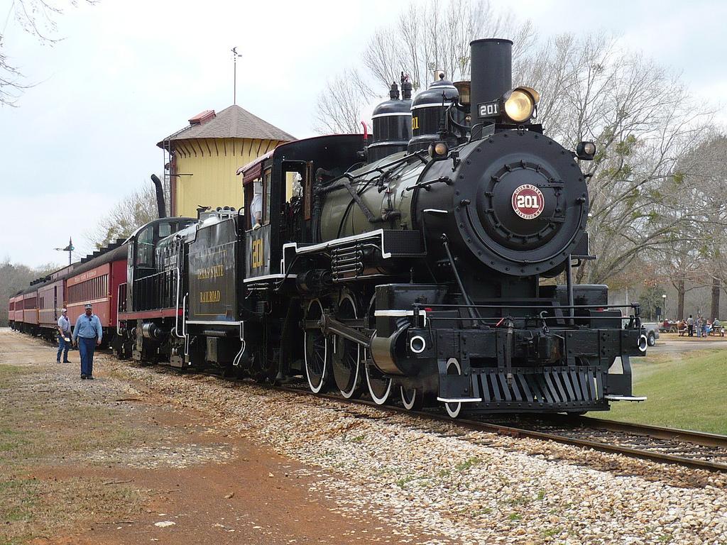 Old Fashioned Train Rides In Ohio