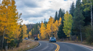 The Skyline Drive Near Denver That Will Show You Fall Colors Like Never Before