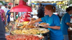 The Epic Outdoor Food Fest In South Carolina You Simply Cannot Miss