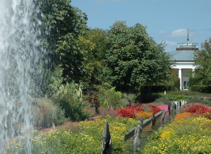 The Daniel Stowe Botanical Garden Is A 380 Acre Garden Near Charlotte That  Draws Visitors And Tourists From All Over North Carolina.