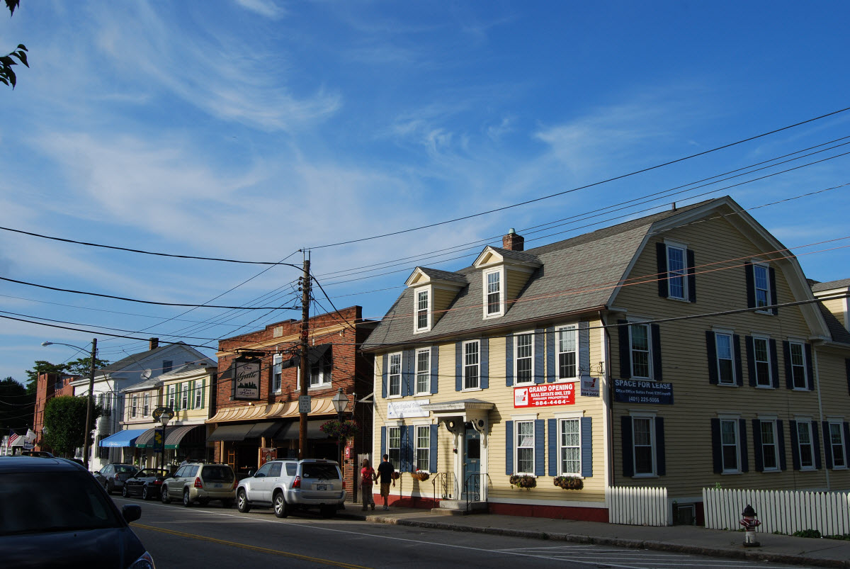 These Are The 10 Best Towns In Rhode Island To Raise A Family