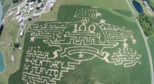 Get Lost In These 6 Awesome Corn Mazes Around St. Louis This Fall