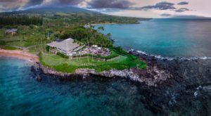 The Coastal Hawaii Restaurant With The Most Incredible Views
