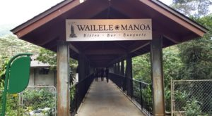 The Beautiful Restaurant Tucked Away In A Hawaii Forest Most People Don't Know About