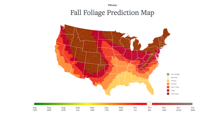 According To Smokymountains Com The Best Time To View Fall Foliage In South Dakota Is The Week Of October 8th So You Might Want To Plan Your Trip Around