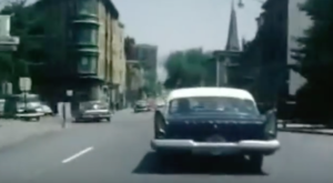 This Rare Footage In The 1950s Shows Boston Like You've Never Seen Before